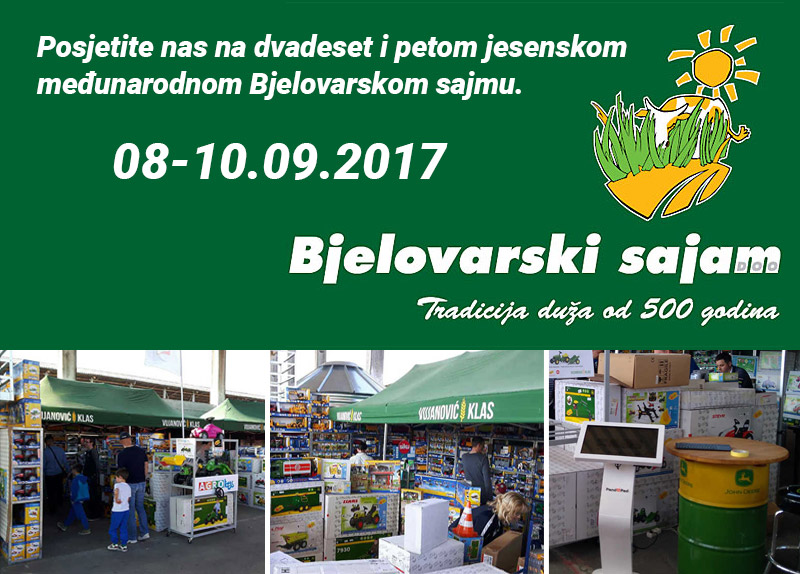 Poljoprivredni sajamu u Gudovcu - Bjelovar